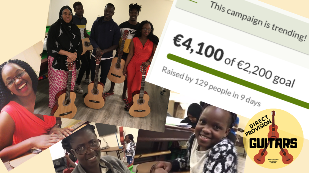 Direct Provision Guitars Conclusion