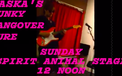 ZASKA's Funky Hangover Cure